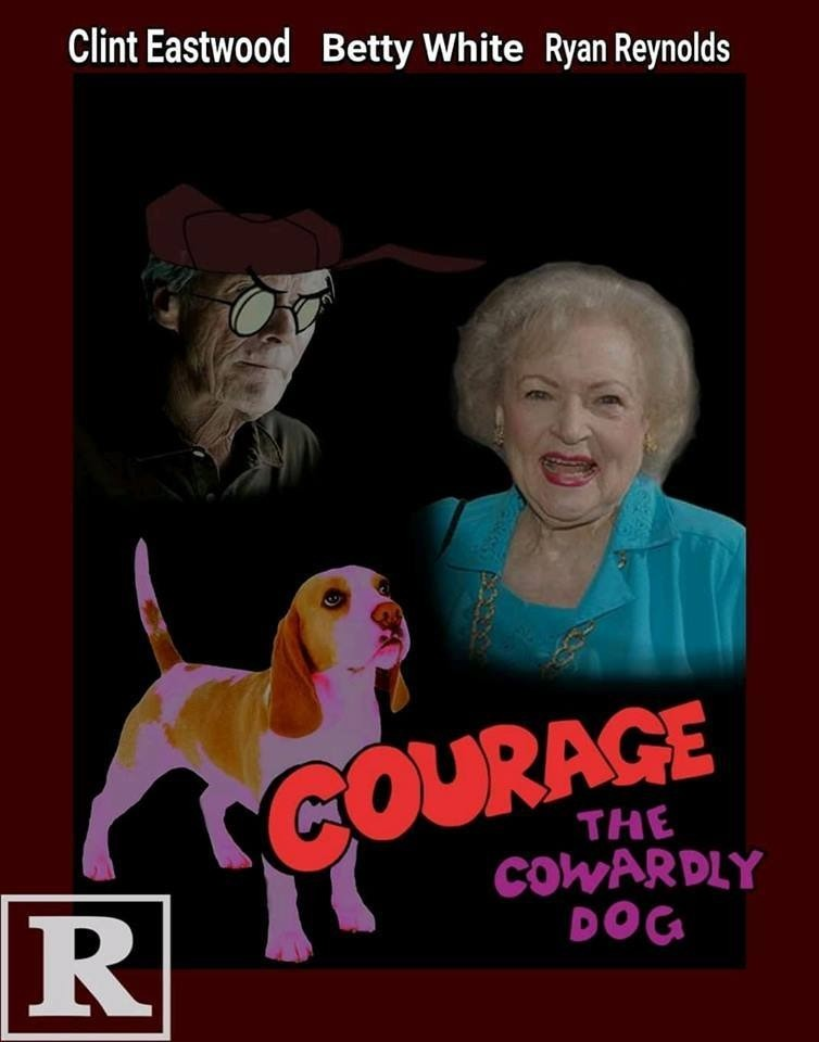 courage. .. id watch it