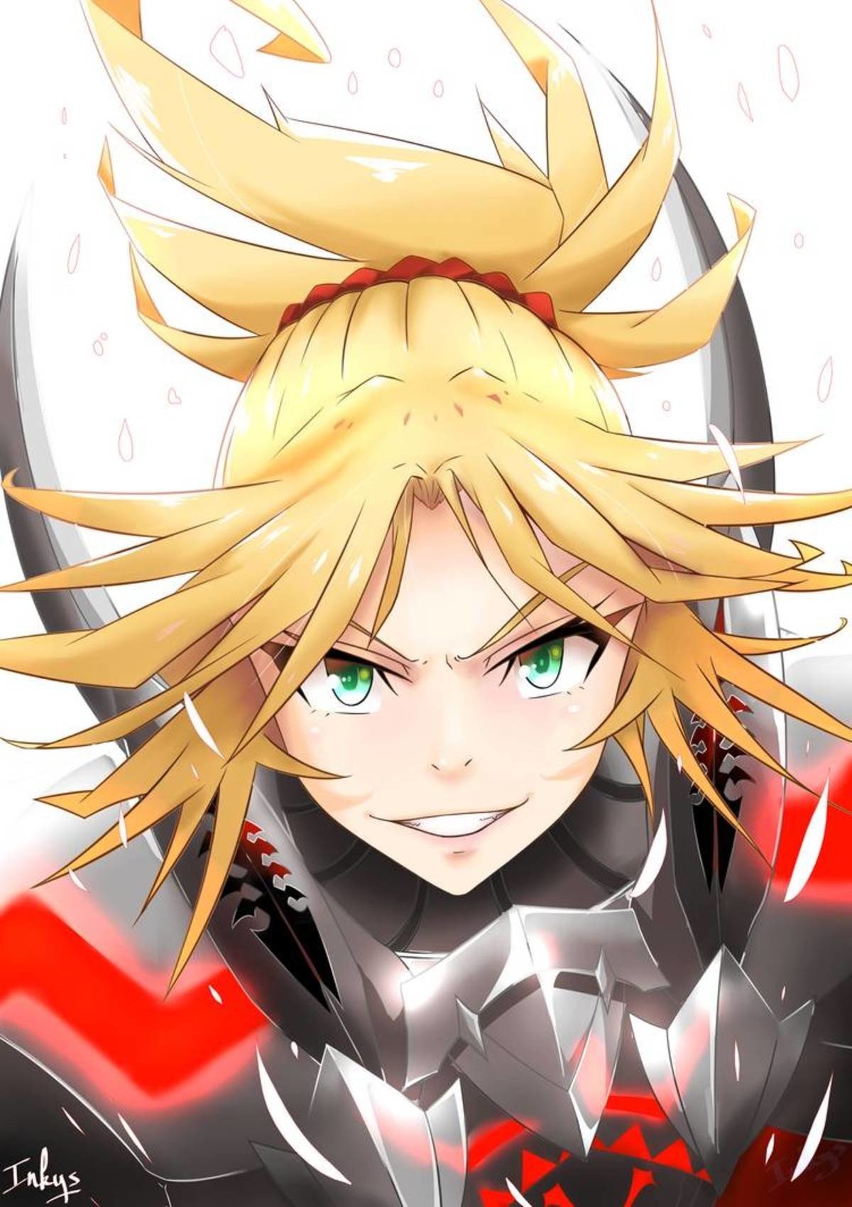 """Daily Mordred 11. """"Mordred"""" by Inkys-J join list: Moedred (143 subs)Mention History."""