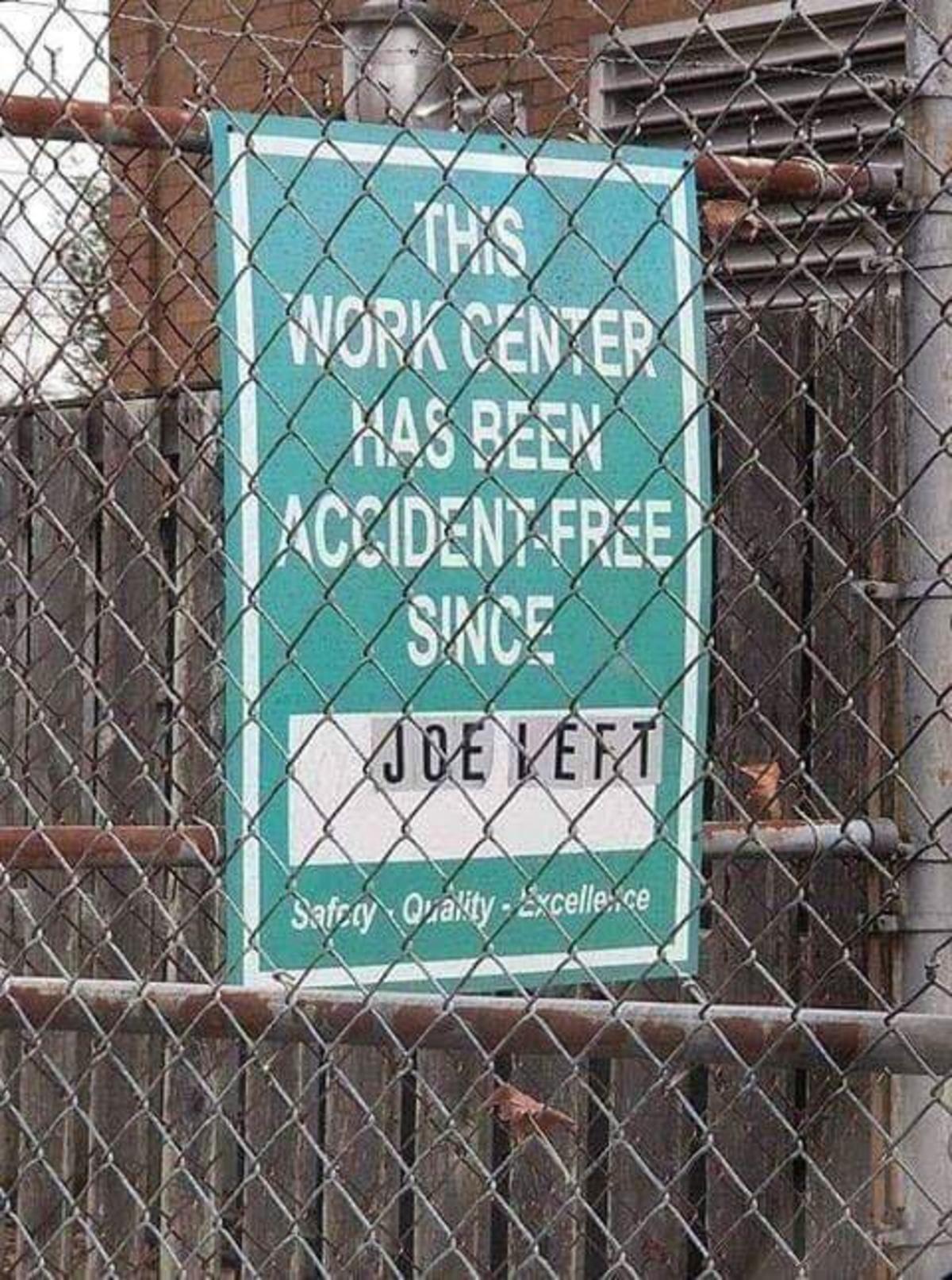 Damn It Joe!. .. who's joe?