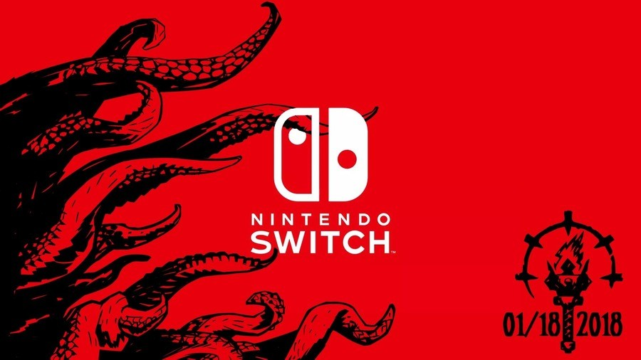 Darkest Dungeon Coming to Switch Jan 18th. .. Time to take stress to go