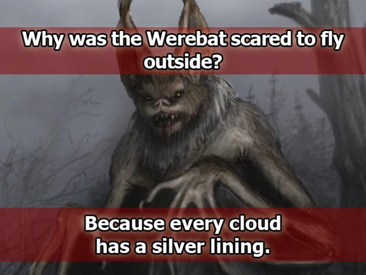 D&D - Puns. Subscribe for more D&D and gaming content. join list: DnDStuff (1352 subs)Mention History. Why Was; the scared to fly outside? Because every clo