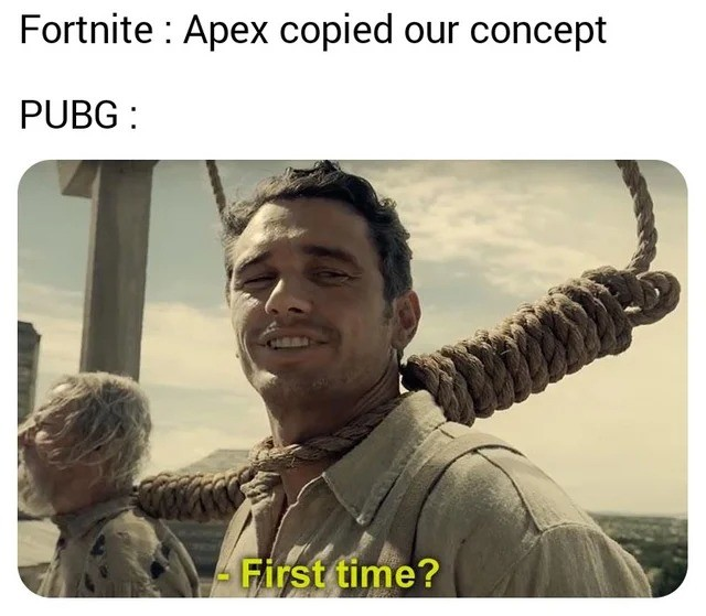 Death of Fortnite, circa 2019. join list: VideoGameHumor (1690 subs)Mention History.. I still want titanfall 3