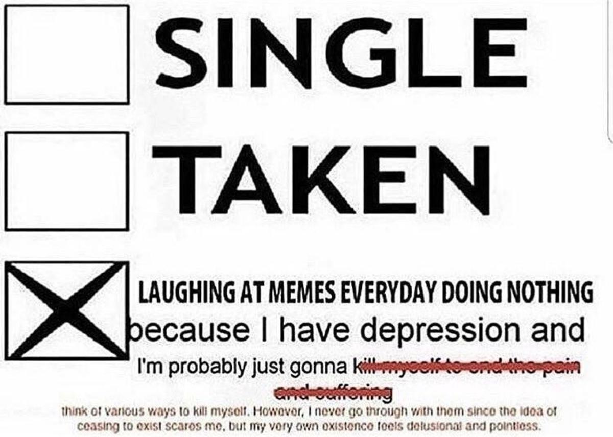 valentines day depression