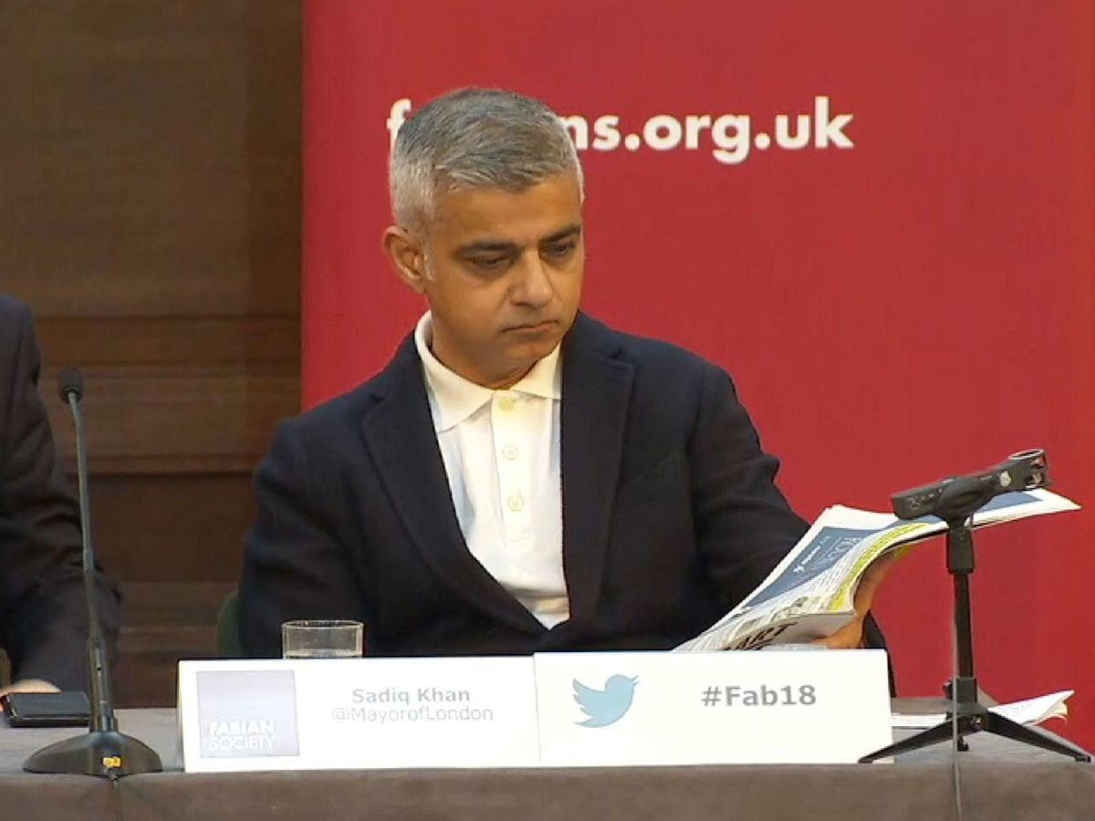 Another double edition. Trump supporters demand arrest of London Mayor Sadiq Khan ------- World News ------- It comes after Sadiq Khan said Dona