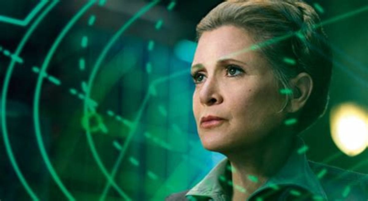 Leia to return in SW9, Estonia, Putins Angels. Star Wars Episode 9 Includes Carrie Fisher By Using Old Footage Entertainment ------- 27th July, 2018 Despit