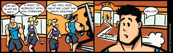 Do you even. .. Who the uses a smith machine?