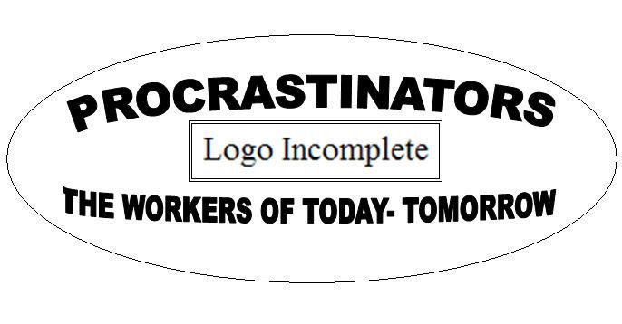 Do you Procrastinate?. .