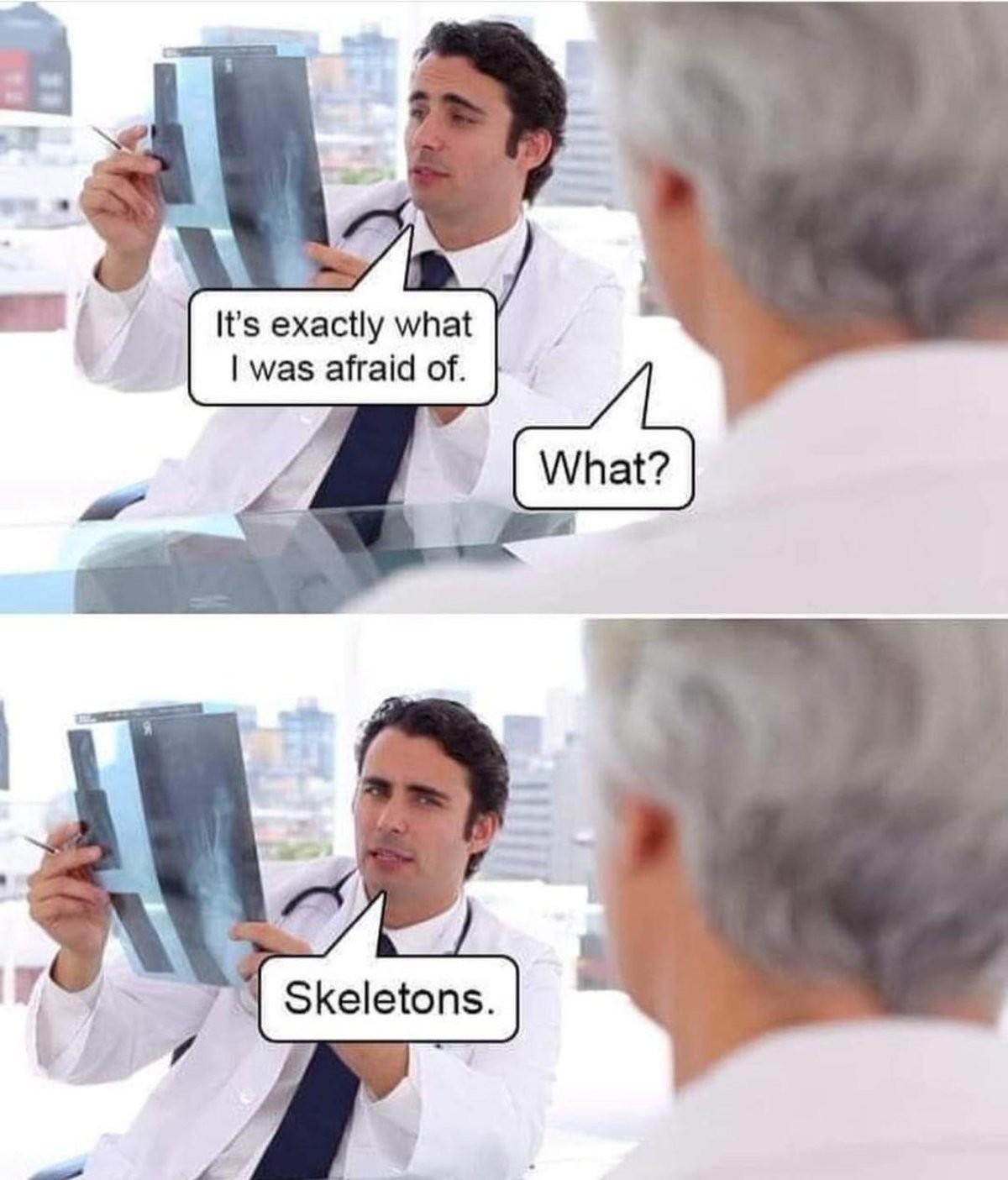 Doctors. .