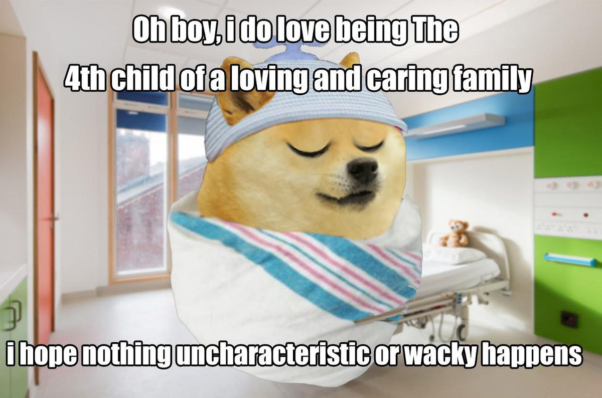 Doge Has a Loving Dad. .. any news on the ?