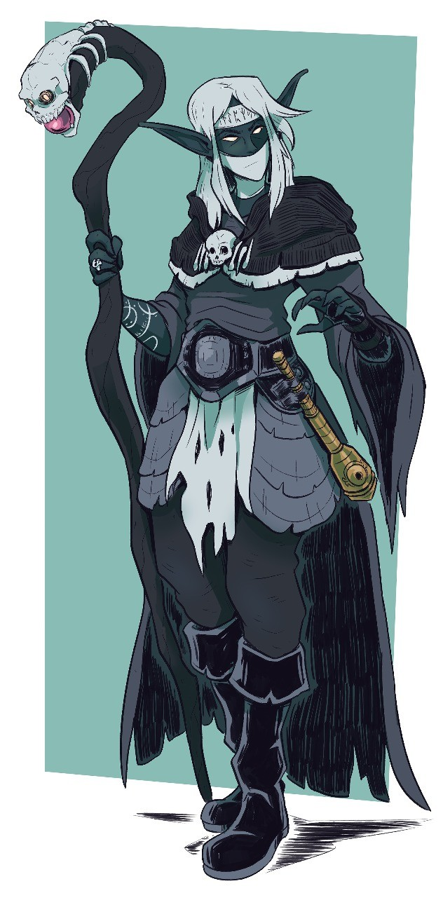 Drow Cleric. join list: WideMouthInks (131 subs)Mention Clicks: 3141Msgs Sent: 5458Mention History _________________________________________________________ Twi