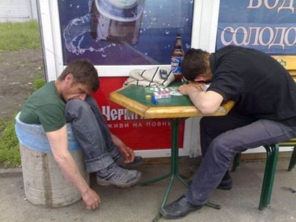 drunk people sleeping in weird places. got more drunk people comps coming up if u like me 2 gonna post a different one tomorrow .. They're not sleeping, that's irish yoga.