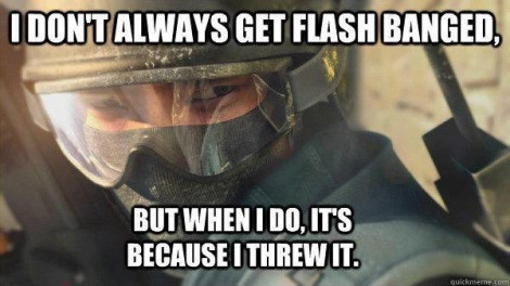 Every time I play a FPS online.... join list: EchsaDumps (413 subs)Mention History join list:. >When a guy rapes you, but he cums in you instantly, then pulls out and runs away >When you realize you've just been flashbanged