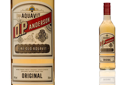 Everytime... ....Someone mentions OP I get thursty OP anderson is a spirit drank in scandinavia being the cultural glue between the countries. Its a tasty Bränn