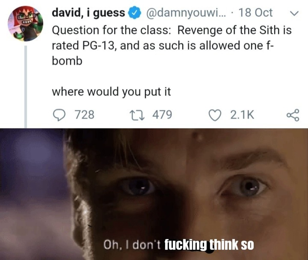 exultant unequal same Turtle. .. Take a seat, Skywalker.