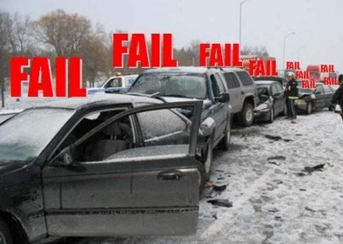 Fail on Ice. .. wow...