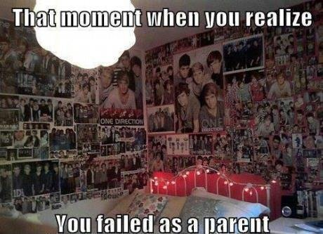 Failure. . when you realize. That moment when you realise you think you know the person who owns that bedroom...