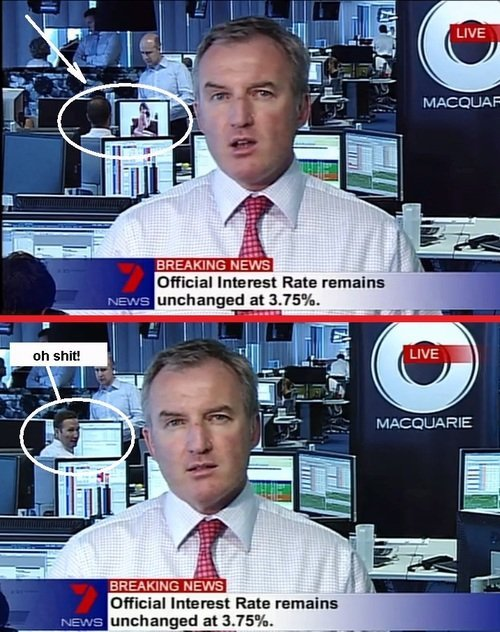 Fck did they saw it hope not. Who coment he is going to get a thumb . Interest Rate remains e unchanged at 3. ' F.. BREAKING users Interest Rate remains l g unc