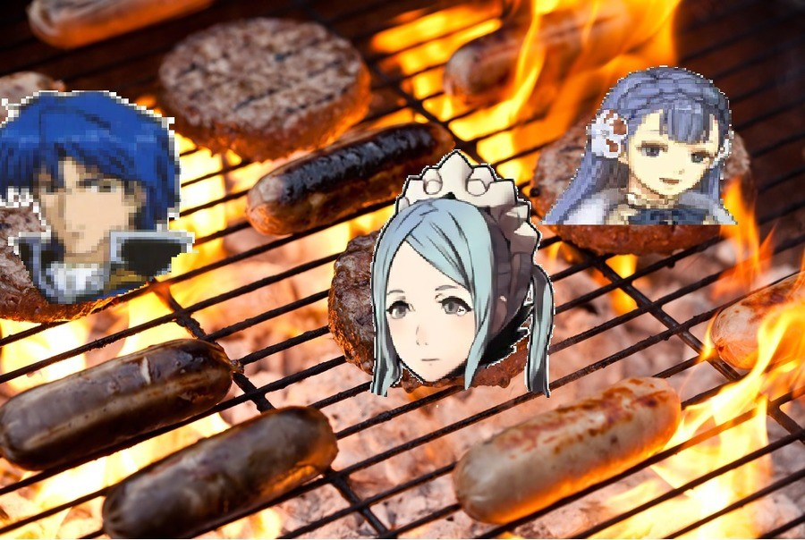 FE BBQ. .. join list: FireEmblemMention History this may seem like a retarded mention, but yeah go sub to this channel it looks like it's getting revived just want to remi