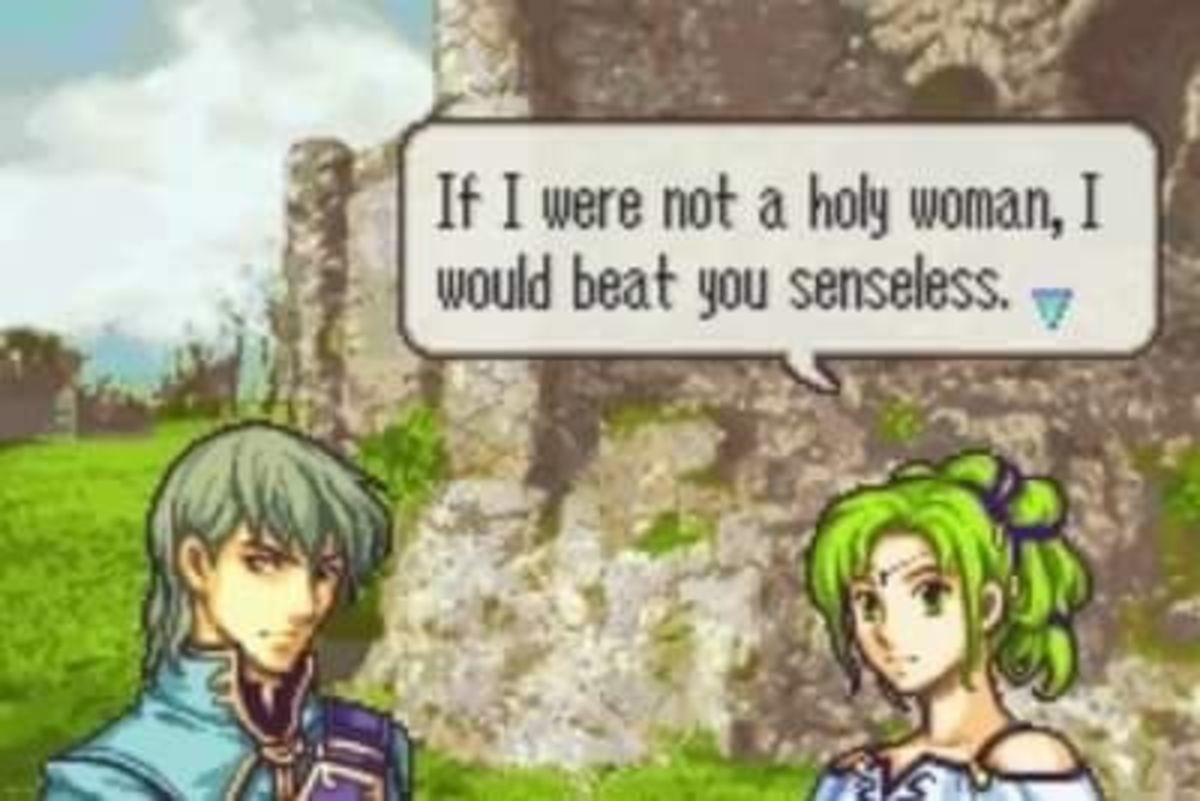 Fire emblem stuff I found. I think these could be good reaction images... I hope this expands to full size properly