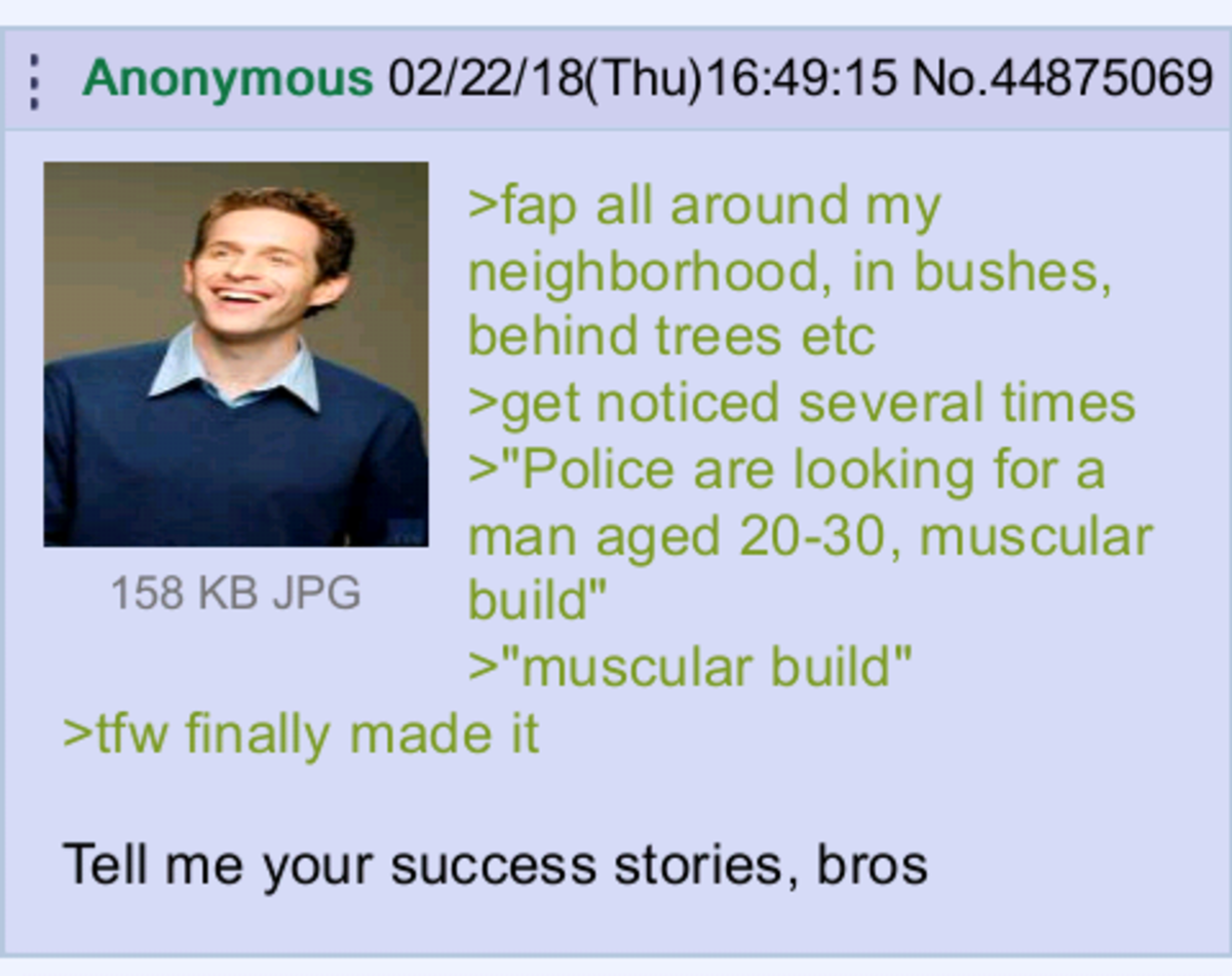 /fit/izen is proud. .. chadest of the chads