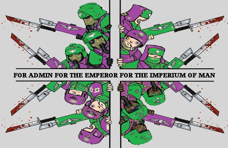 FJ Imperial Guard Regiment. Alright Funny Junk im gonna be making a funny junk regiment using the only war regiment creation rules. I shall be Stating a few FJ