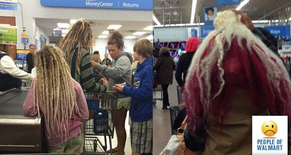 Freaky People of Walmart - Part IV. Part 1: funnyjunk.com/Freaky+people+of+walmart+part+i/funny-pictures/5477578/ Part 2: www.funnyjunk.com/Freaky+people+of+wal