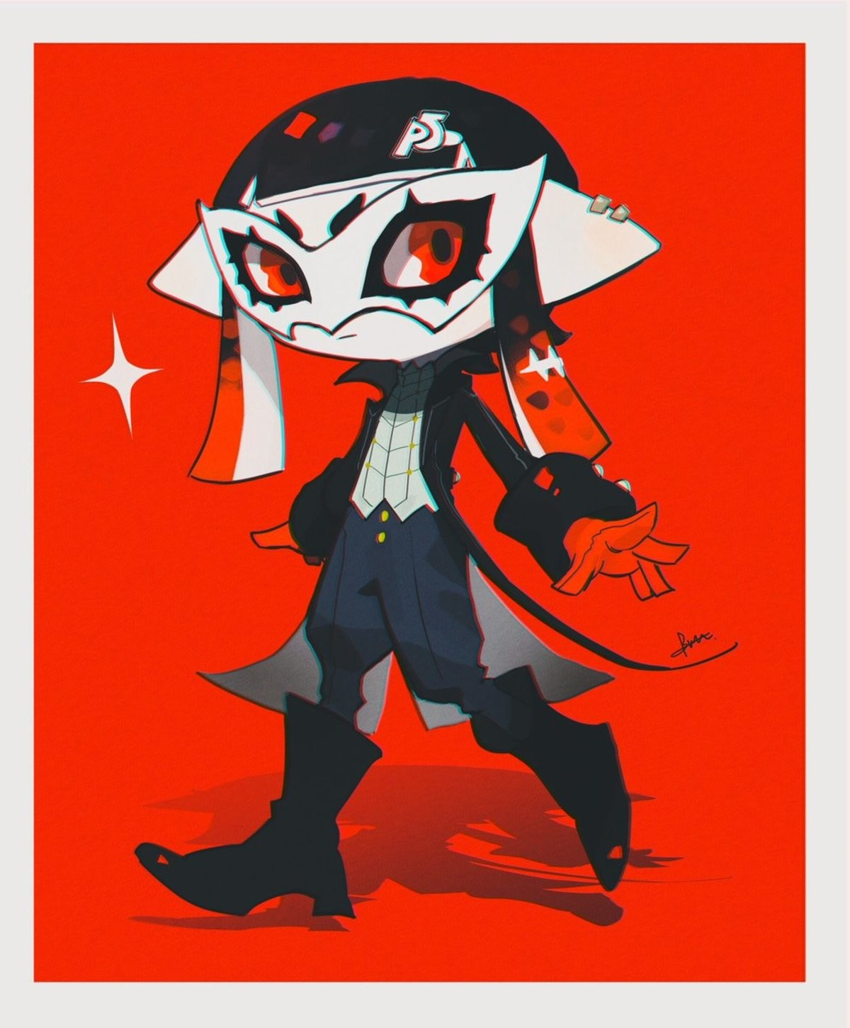 glib chubby mellow Beaver. Artist: https://www.pixiv.net/member.php?id=6606601 join list: PersonaPosts (259 subs)Mention History.. an Inkling that DOESN'T look like Futaba? holy yes