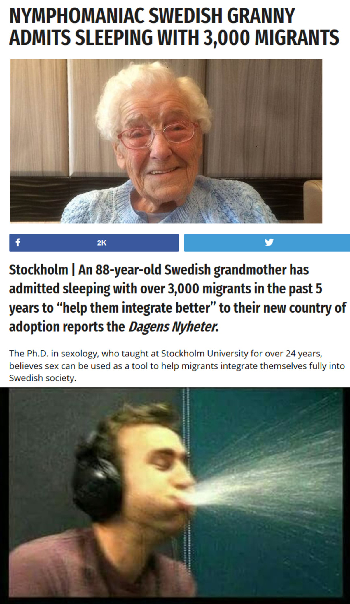 God Left Sweden