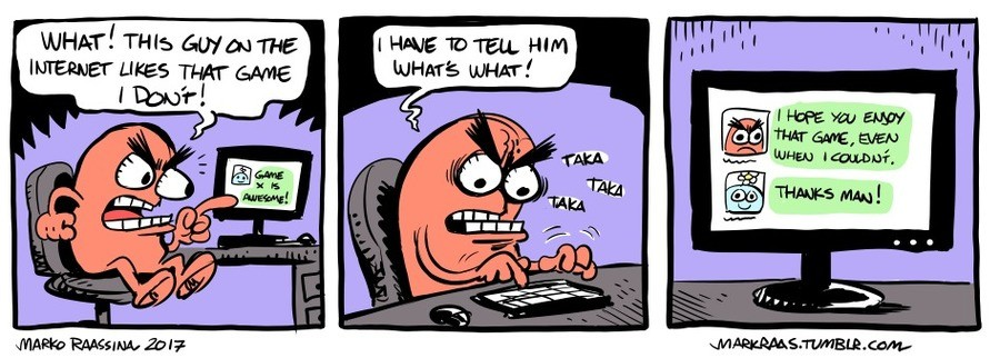 Grumpy Comics. .. <Grumpy be like