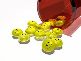 Happy Pills?. (..).. North Korean Squirrel thought it was funny.