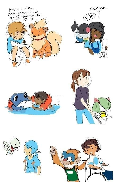 Helping Pokemon. .. And for the depressed neets
