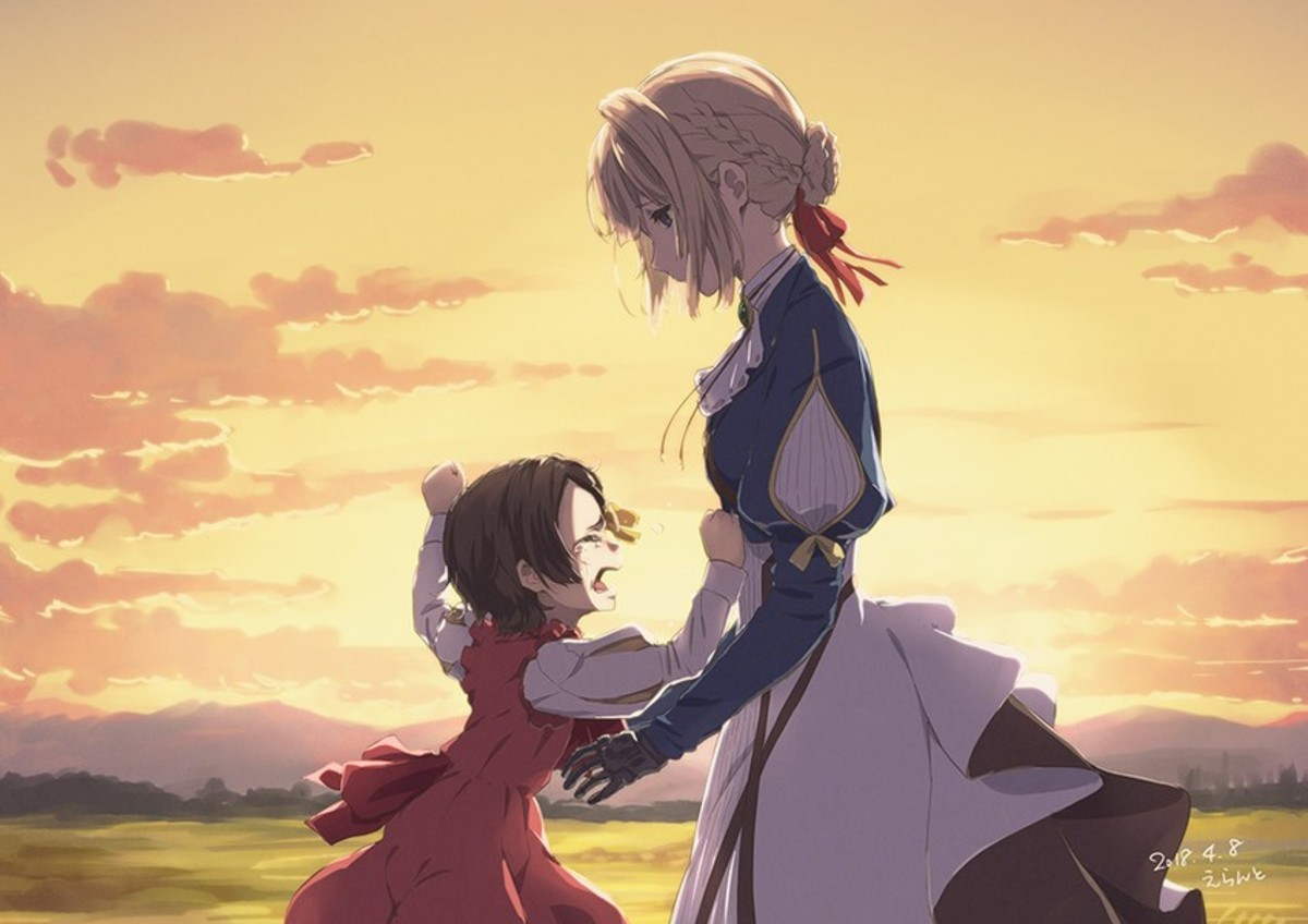 Hey FJ You Should Watch Violet Evergarden. join list: Lewds4DHeart (1586 subs)Mention Historyhttps://safebooru.donmai.us/posts/3079706 join list:. If its a sad ending i dont think i could handle it