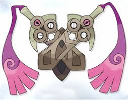 Honedge got an evolution.. While i don't overly like honedge i have to admit this one is pretty clever, Doublade. and i also like his typing soooooooooooooooooo
