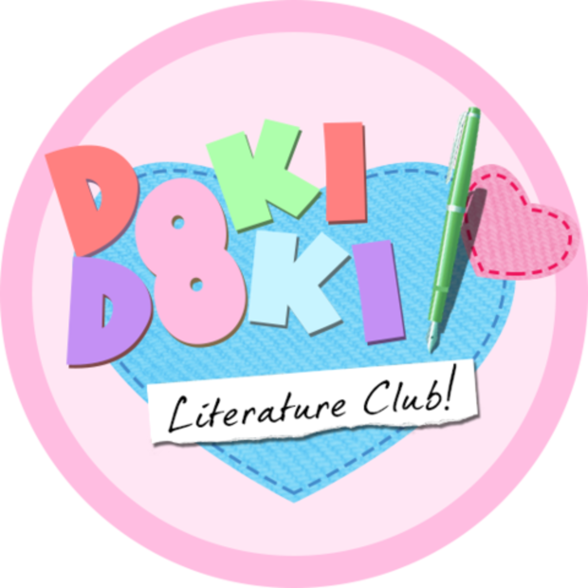 I gotta say something. Hold me FJ.. So my brother is streaming DDLC right now, and I realized that I actually know very little about it, only what I've seen her