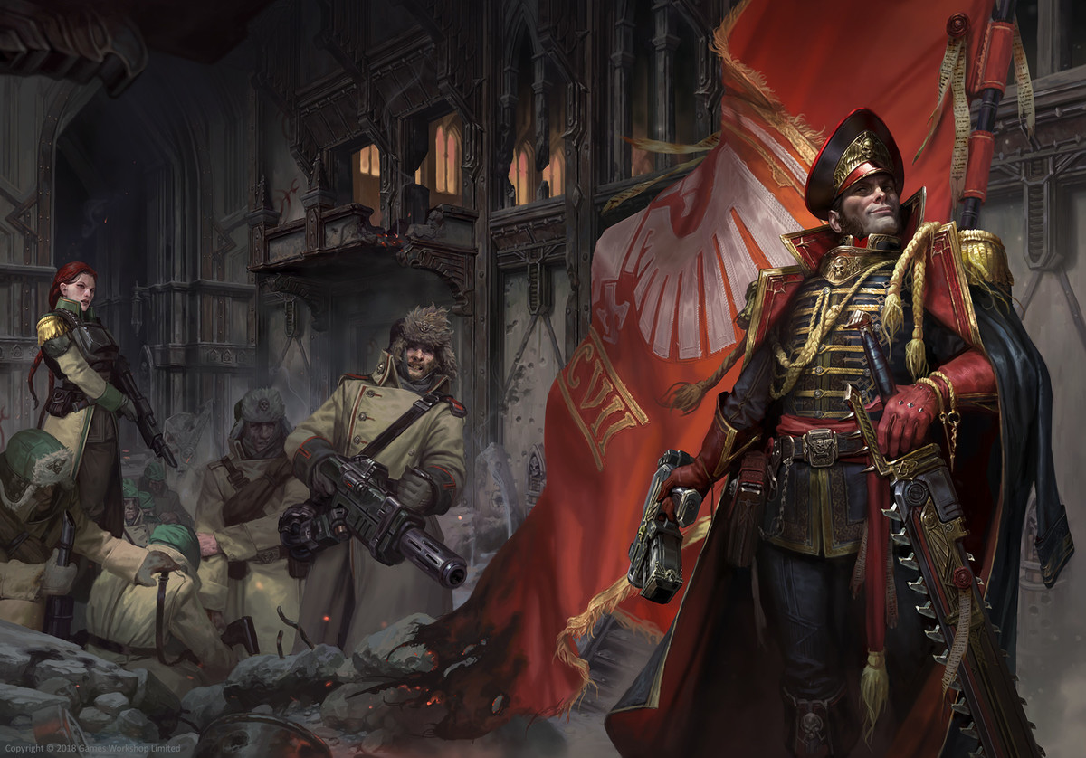 I Just Downloaded All Of The Ciaphas Cain Novels. It's my first time reading any Warhammer40K literature so I hope I enjoy it .. Cain's either a actual hero who doesn't believe, a coward who is really good at this whole heroing business, or he's taking the piss in his memoirs.