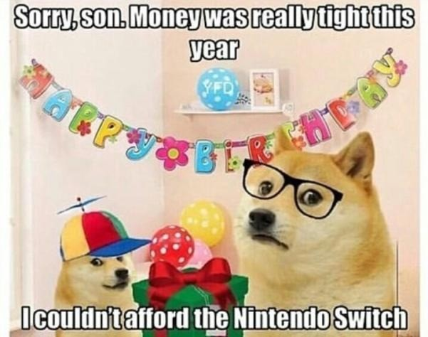 I love that doge is making a comeback. .. I know this is just an autistic doge meme but it's really wholesome and I appreciate it