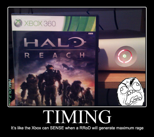 """in red ring. especially if u preordered the limited or legendary. Trll/ fals([ G We like the Knox can SENSE when a will generate maximum rage. So when they say """"Everyone Dies in Halo Reach..."""""""
