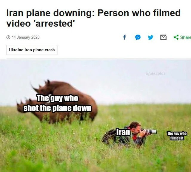 Iran sucks. .