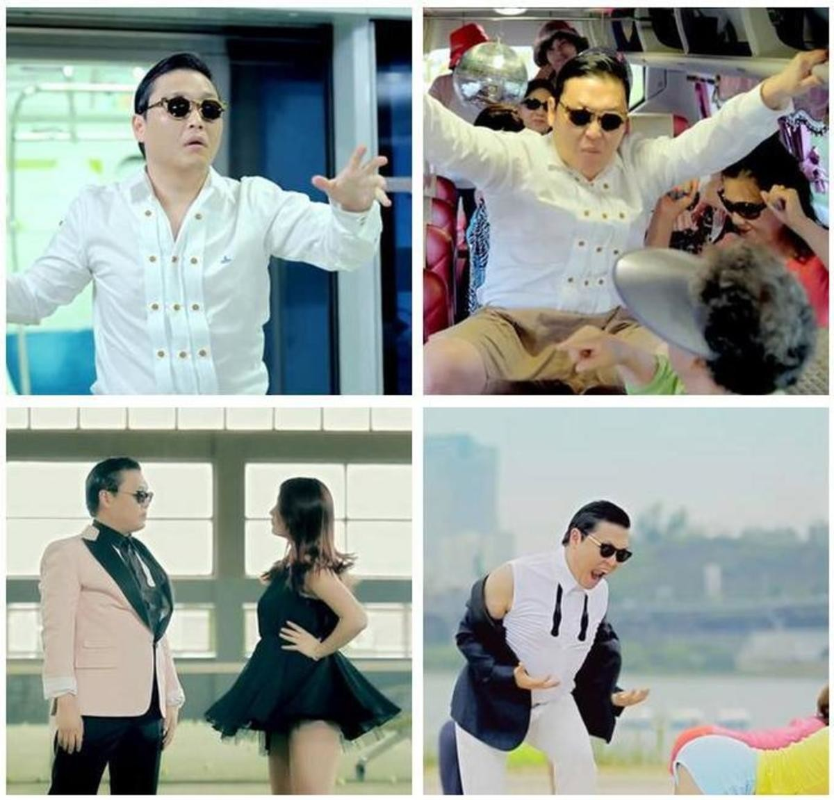 Is PSY still relevant?. .. Look here you little