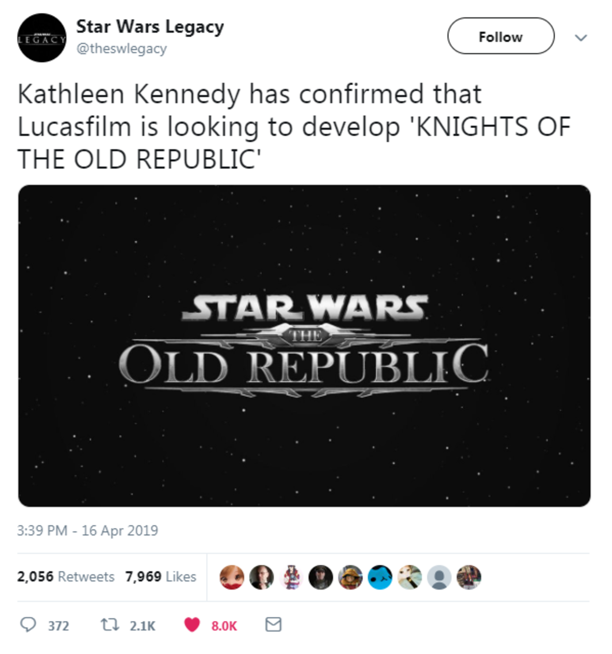 IT IS TIME!. .. I'm conflicted. On one hand, I love Knights of the Old Republic and am glad it is getting the attention it deserves. On the other hand, I have a feeling they ar