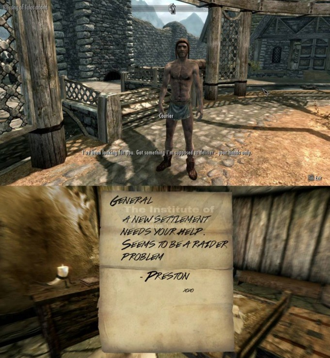 """Jarl Preston Garvey. . E"""" EFA. When you thought you could escape the torment by switching games."""
