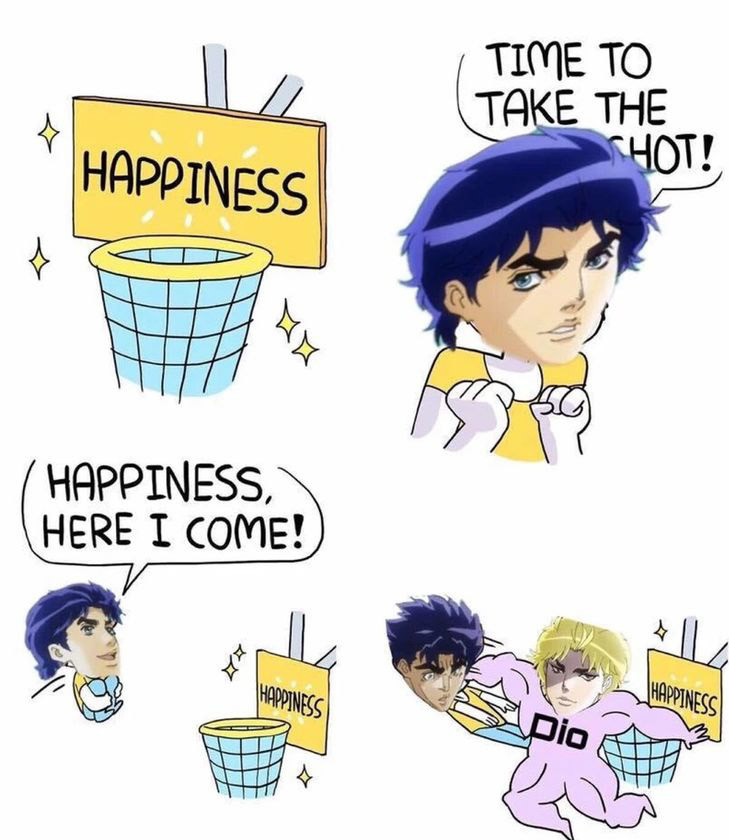 """Jojoke comp. I have a final today and needed a pick me up.. I prefer the term """"Standjob"""""""