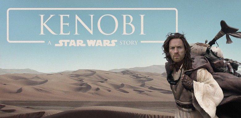 Kenobi - Star Wars Anthology. Kenobi - A Star Wars Story.