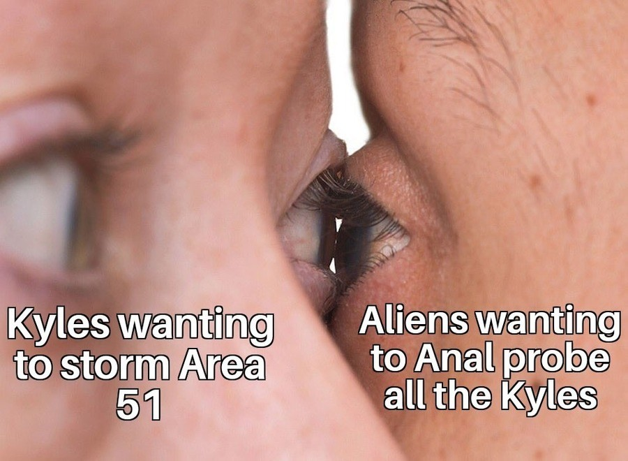 kyles and aliens. .. Probing for DNA