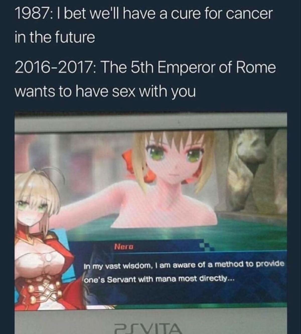 Lewd The UMU?. join list: BewbDudes (2577 subs)Mention History join list:. >make a generic anime blob >call it nero wow japan is really greative