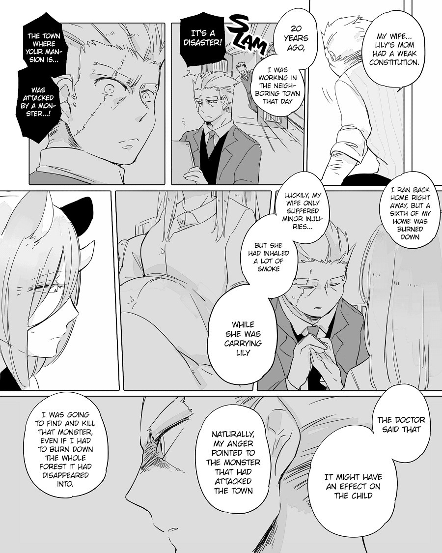 Lonely Monster and Blind Girl Ch. 17. There is one page that is https://mangadex.org/chapter/459781/16 Link to where you can buy the English version http://www.