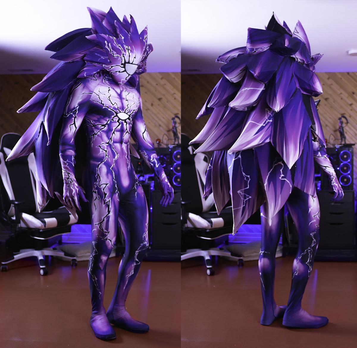 Lord Boros Cosplay. .. Goddamn dude that's an amazing cosplay