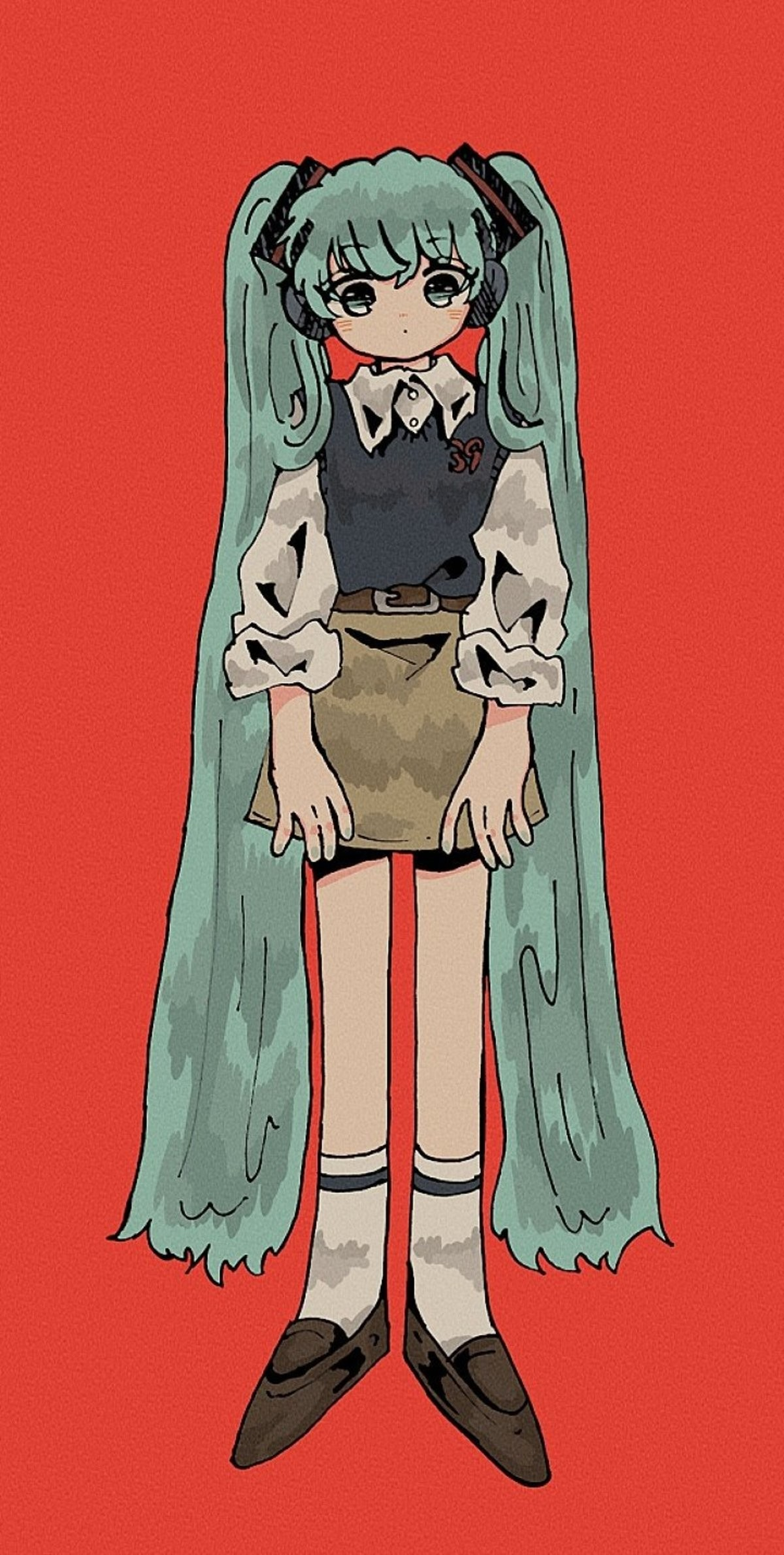 """Love Colored Ward. join list: DailyMikuBacteria (33 subs)Mention History Song is """"Love Colored Ward"""" by OSTERProject. Comment a Vocaloid song for a ch"""