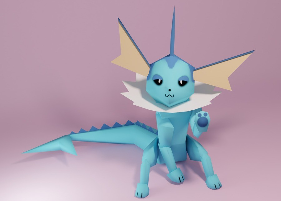 low-poly pocket monsters by pinkmoth. join list: pinkmothpokemonfakemon (7 subs)Mention History.. also enjoy this bonus image that i made using an official model