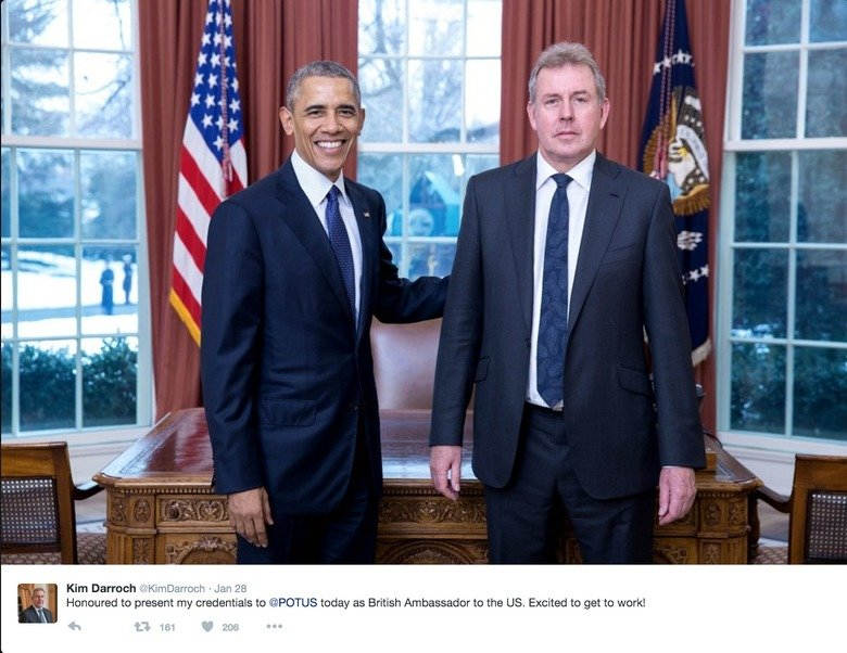 Mad World Plays Softly. Seriously I could've sworn he was a cardboard cutout.. Obama has just told him who did 9/11